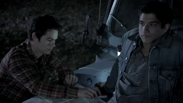 Teen Wolf News Scott Stiles Jeep Bro Time