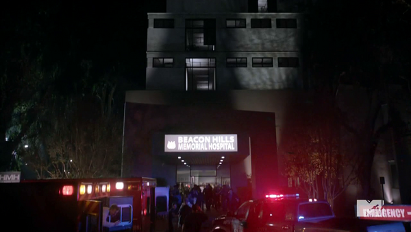 Teen Wolf Season 3 Episode 10 The Overlooked Beacon Hills Hospital