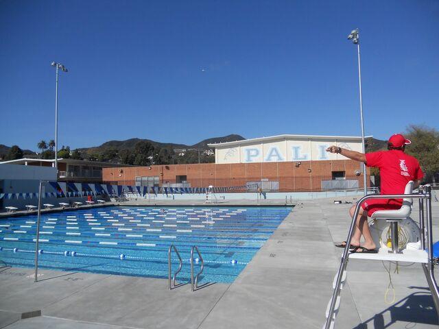 File:Teen Wolf Season 3 Behind the Scenes Pali High School Swimming Pool.JPG