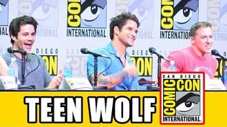 TEEN WOLF Comic Con 2017 Panel - Final Season News & Highlights