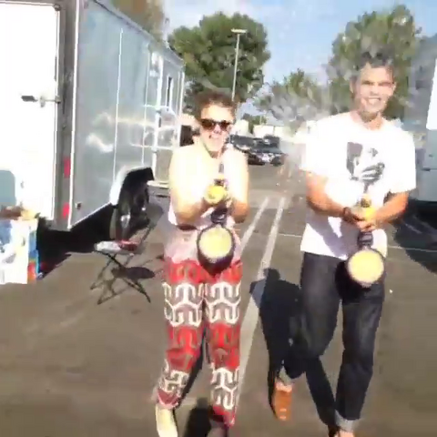 File:Teen Wolf Season 3 Behind the Scenes Holland Roden Max Carver Super Soakers.png