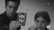 Teen Wolf Season 4 Episode 1 The Dark Moon Stiles and Lydia enter the club