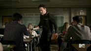 Teen Wolf Season 4 Episode 5 IED Coach vs Stiles tug of war
