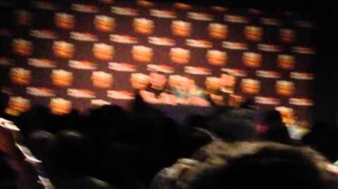 Teen Wolf Panel - MCM London Comic Con - 25 10 2014 (Pt 2)