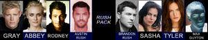 Rush Pack spread