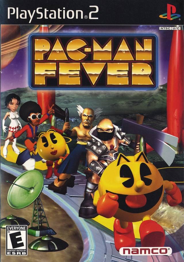 pacman fever tekken wiki fandom powered by wikia