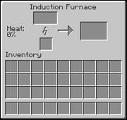 Induction GUI
