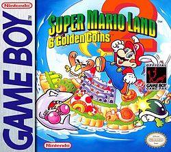 250px-Super Mario Land 2 box art