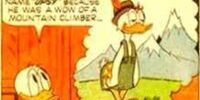 Upsy Duck