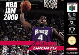 NBA Jam 2000 Coverart