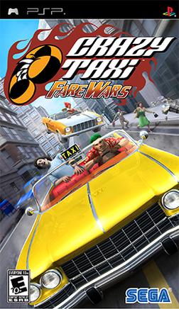 252px-Crazy Taxi - Fare Wars Coverart