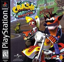 252px-Crash Bandicoot 3 Warped Original Box Art