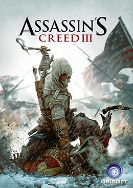 260px-Cover art for Assassin's Creed III, Mar 2012