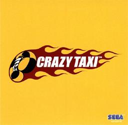 CrazyTaxi cover