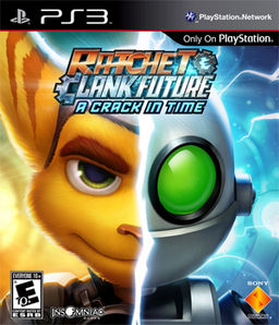 256px-Ratchet & Clank Future- A Crack in Time