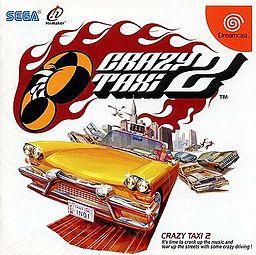 256px-Crazy Taxi 2 cover