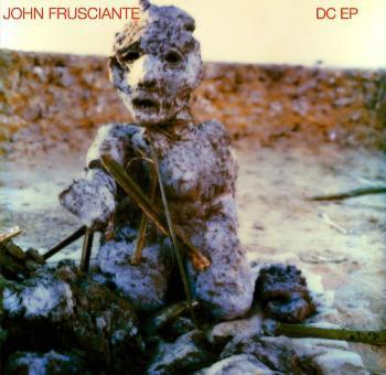 John frusciante dc ep album cover