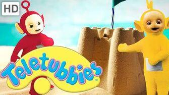 Teletubbies Sandcastles - Full Episode