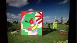 Teletubbies Advent Calendar No 6