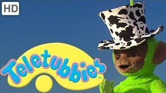 Teletubbies Making Fantastic Animals - HD Video