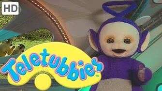 Teletubbies Feeding the Monkey - HD Video-1