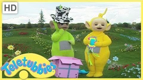 Teletubbies Strawberry Picking (Season 2, Episode 35)