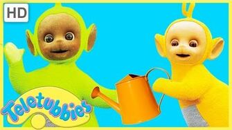 Teletubbies Full Episode Water The Garden 306
