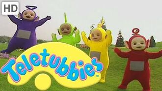 Teletubbies Running - HD Video