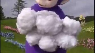 Teletubbies Tinky-Winky's special cloud