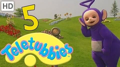 Teletubbies - Numbers Five (Version 3) - Full Episode