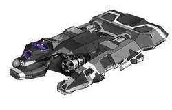 Leor-class Attack Drone