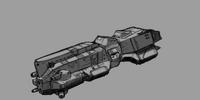 Excavator-class Mining Ship