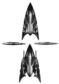 Star Streak-class Interceptor