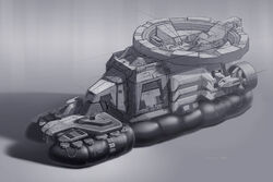Hyperion Hover Craft
