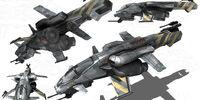 Strum-class Atmospheric Gunship