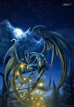 Sekotian Dragon