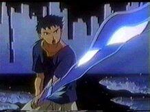 STM Tenchi Sword