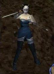 Hannya Kunoichi (Tenchu 2)
