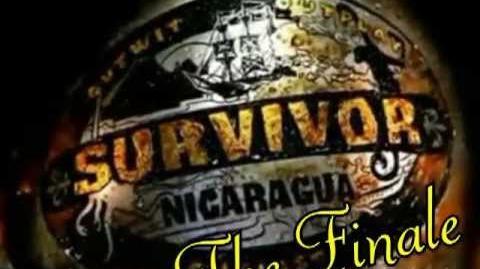 Survivor Nicaragua Finale