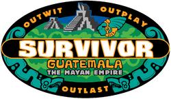 Survivor guatemala logo