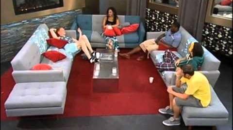 Big Brother MVP Living Room