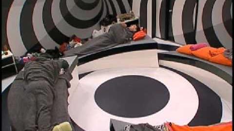 Big Brother MVP Spiral Bedroom