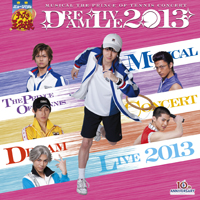 DreamLive2013SoundtrackCD