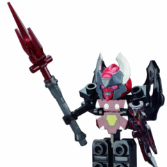 Alternate armor.