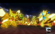 Knights in Phoenix Mode