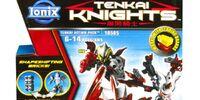 Tenkai Action Pack: Bravenwolf/Shadius/Deviak