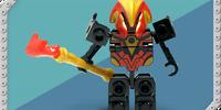 Black Kindoh Trooper (Series 1) (toy)