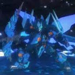 Tributon Tenkai Iceblast Titan Mode