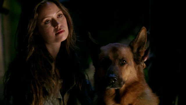 File:Allison and Dog.jpg