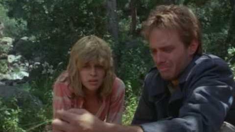 """Terminator, deleted scenes - """"Fighting Sarah"""""""